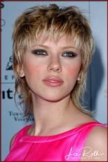 Actress Scarlett Johansson attends the 18th IFP Independent Spirit Awards