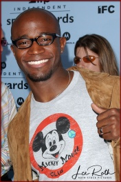 Actor Taye Diggs attends the 18th IFP Independent Spirit Awards