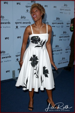 Actress Yolanda Ross attends the 18th IFP Independent Spirit Awards
