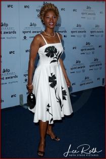 Actress Yolanda Ross attends the 18th IFP Independent Spirit Awards